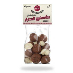 Csokoládés Aszalt Gyümölcs drazsé